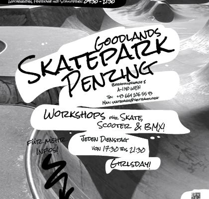 Z!R Goodlands Skatepark Penzing