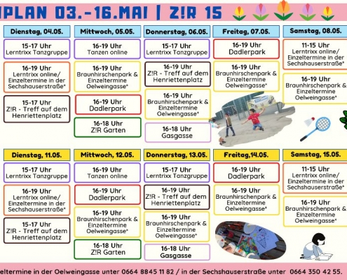 Wochenplan KW 18_19